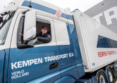 Chauffeur Kempen Transport