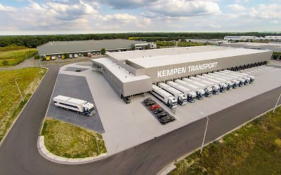 Kempen Transport is verhuisd