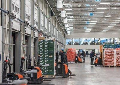 Warehousing Kempen Transport
